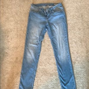 Mavi Alexa Skinny Jean 27